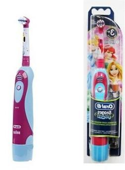 Braun Oral-B Kids Stages Advance Power Battery Toothbrush, D