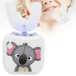 Children Intelligent Cleaning Toothbrush Electric Sonic Toot