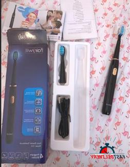 Electric Toothbrush Clean as Dentist Rechargeable Sonic