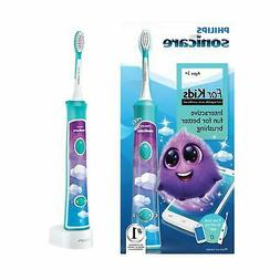 Philips Sonicare for Kids Rechargeable Electric Toothbrush,