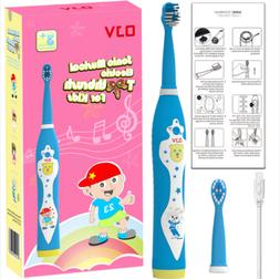 kids sonic care whiten electric toothbrush for childs Oral h