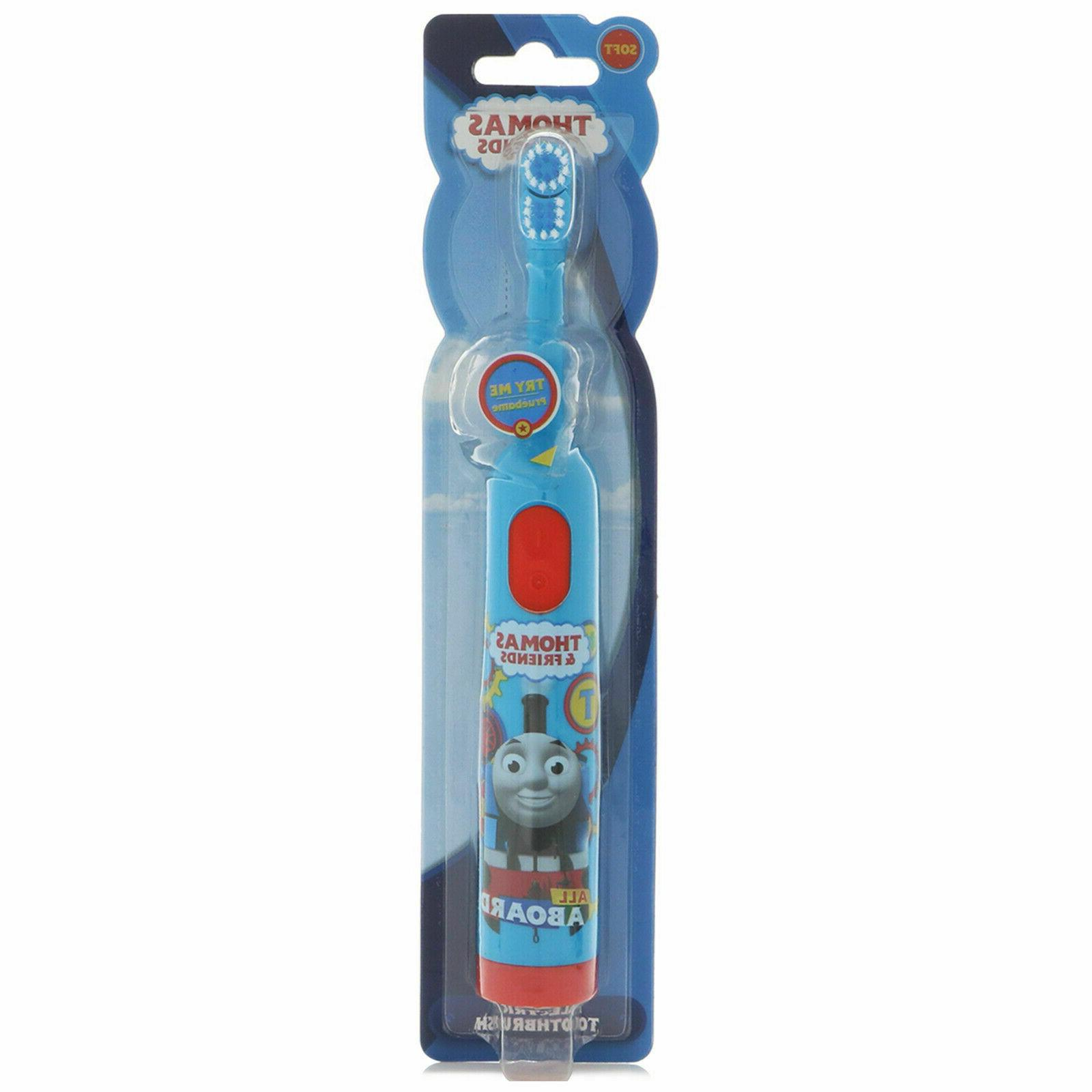 dentiguard thomas and friends electric toothbrush soft