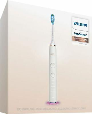 diamondclean smart 9700 rose gold electric toothbrush
