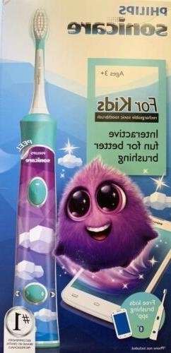 Philips Sonicare For Kids Bluetooth Interactive Rechargeable