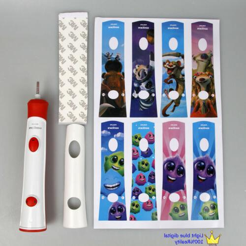new sonicare children s electric single toothbrush