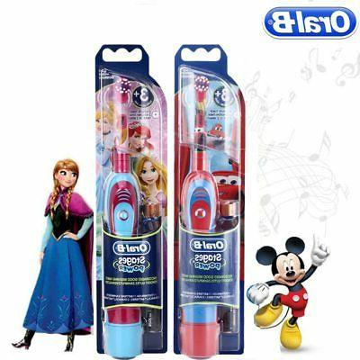 oral b children sonic electric toothbrush oral