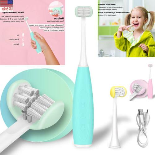 powerful sonic clean electric rechargeable toothbrush
