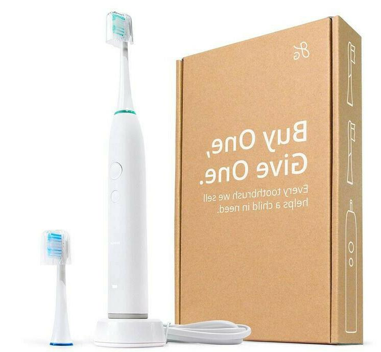 sonic electric toothbrush home oral care kit