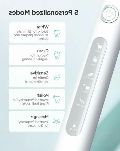 Fairywill Rechargeable Cleaning