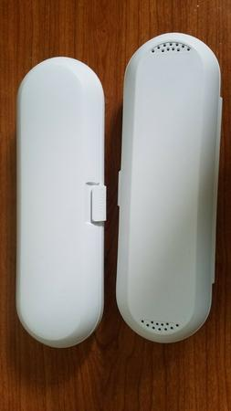 NEW PHILIPS SONICCARE  ELECTRIC TOOTHBRUSH TRAVEL CASE