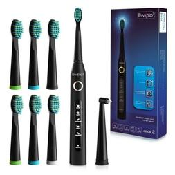 Fairywill Sonic Electric Toothbrush for Adults 5 Modes 6 Mor