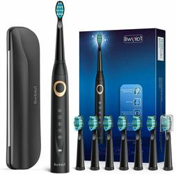 Fairywill Sonic Electric Toothbrush for Adults and Kids, ADA