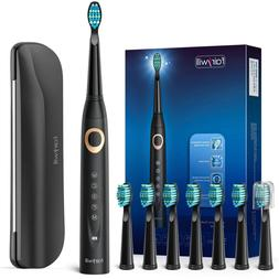SONIC ELECTRIC TOOTHBRUSH FOR ADULTS AND KIDS