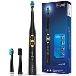 Fairywill Sonic Electric Toothbrush Rechargeable 3 Modes Tho