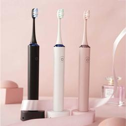 Sonic Electric Toothbrush Standby 15 Days with 2 Brush Heads